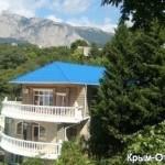 № 367 Крым, Мисхор - гостевой дом в Мисхоре.