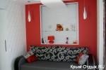 № 332 Крым, Алушта — 1-к квартира, 38 м², 3/5 эт., пер. Спортивный