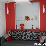 № 332 Крым, Алушта - 1-к квартира, 38 м², 3/5 эт., пер. Спортивный