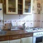 № 323 Крым, Алушта - 1-к квартира, 35 м², 1/5 эт.