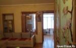 № 361 Крым, Ливадия — 1-к квартира, 56 м², 2/3 эт., пер Батурина.