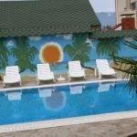№ 353 Крым, Ливадия - гостевой дом в Ливадии.
