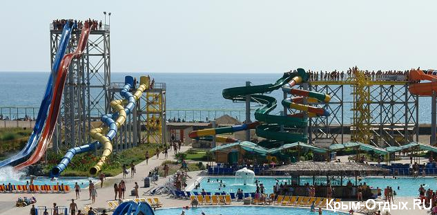 Аквапарк «Банановая республика»