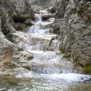 Ускутские водопады