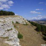 Обрыв на юге города Симферополь