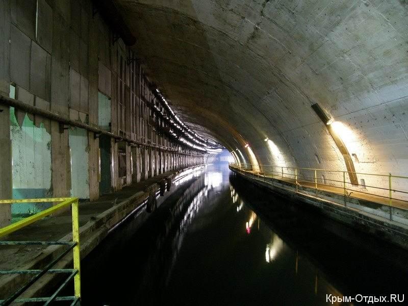 заброшенные заводы подводных лодок