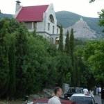№ 438 Крым, Форос - гостевой дом, ул. Космонавтов,11