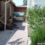№ 435 Крым, Форос - гостевой дом, ул. Космонавтов.