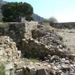 Кутлакская крепость (руины)