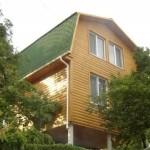 № 422 Крым, Форос - гостевой дом в Форосе.