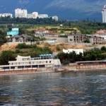 "№ 465 Крым, Ливадия - Санаторий "" Узбекистан"""