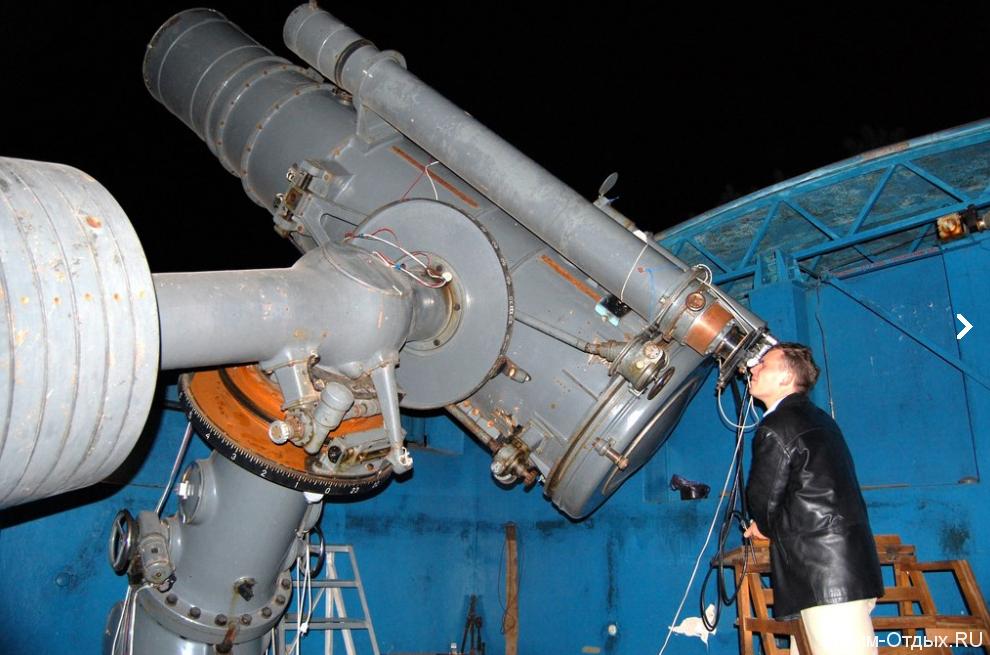 Фото из самого большого телескопа
