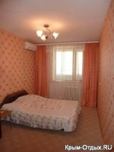 № 259.Крым, Евпатория-2 комн.квартира, ул. Демышева, 108, 1050руб