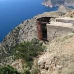 Бочка смерти, форт Южная Балаклава