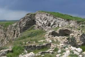 Древнее городище Китей