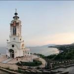 Храм-маяк Св. Николая в Малореченском