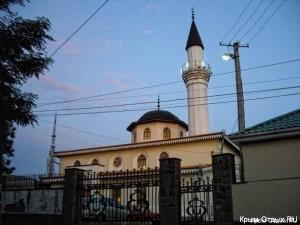 Соборная мечеть Кебир-Джами
