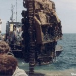 Затонувшее судно «Santa Fe»