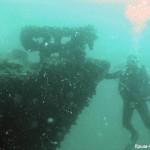 Затонувшее судно UJ-102