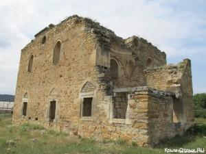 Мечеть Эски-Сарай