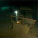 Затонувшее судно «Волга-Дон»
