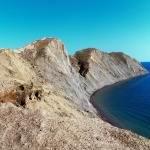 Крым  Мыс Хамелеон