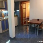 № 513 Крым, Симеиз - 3-х ком. квартира, ул. Красномаякская 3.