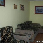 № 575 Крым, Гаспра - 2к. квартира, ул. Алупкинское шоссе