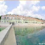 № 502 Крым, Симеиз - отель на берегу моря.