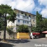 № 568 Крым, Гаспра - 1к. квартира, ул. Маратовская д. 55