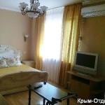 № 567 Крым, Гаспра - 1к. квартира, Алупкинское шоссе 24