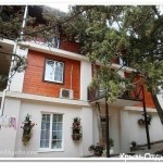 № 556 Крым, Гаспра - гостевой дом, ул. Алупкинское шоссе