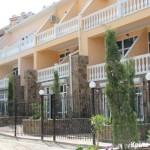 № 595 Крым, Алушта - отель по ул. Набережной