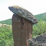 Долина Сотеры. Каменные грибы
