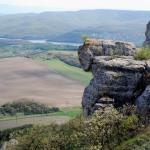 Скалы над Калиновой балкой