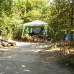 Палаточный городок «Меридиан»