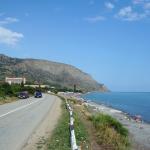 Автокемпинг в Морском