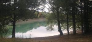 Турстоянка «Бирюзовое озеро»