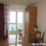 № 691 Крым, Алупка - 2к. квартира по ул. Сурикова