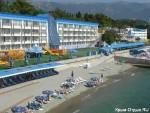 №644 Крым, Ялта — эко-отель «Левант»