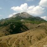 Гора Эчки-Даг