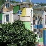 № 690 Крым, Ялта - гостиница «Монпансье», ул. Щорса, д. 27