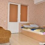 № 614 Крым, Алушта - отель по ул. Багликова 14