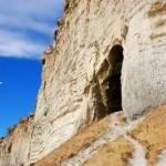 Грот-пещера Алтын-Тешик