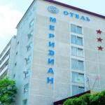 """№3011 Крым, Керчь - отель """"Меридиан"""", ул. Марата, 9"""