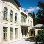 № 731 Крым, Алупка - санаторий им А.А. Боброва, ул. Ленина 35