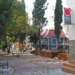 """№ 745 Крым, Гурзуф - Отель """"Чайка"""", ул.Никитина 15"""
