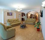 № 758 Крым, Гурзуф - 3к. квартира по ул.Набережная 17
