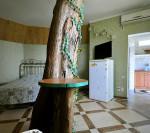 № 755 Крым, Гурзуф - 1к. квартира, по ул.Пролетарская 7
