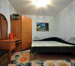 № 754 Крым, Гурзуф - 4к квартира, ул.Пролетарская 7